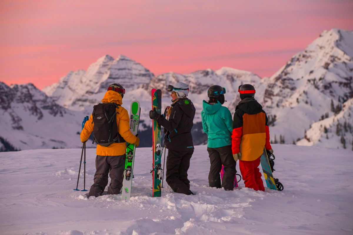 Aspen Colorado Ski Resort Vacation Packages Lodging  Lifts